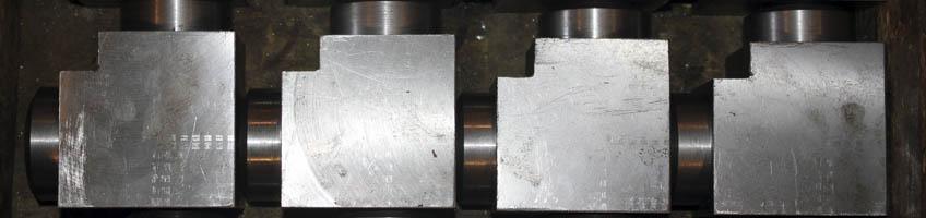 Новые позиции производства – детали для пр-ва минеральных удобрений